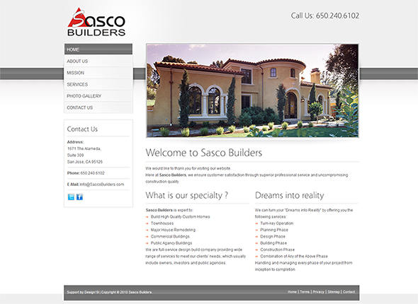 Sasco Builders